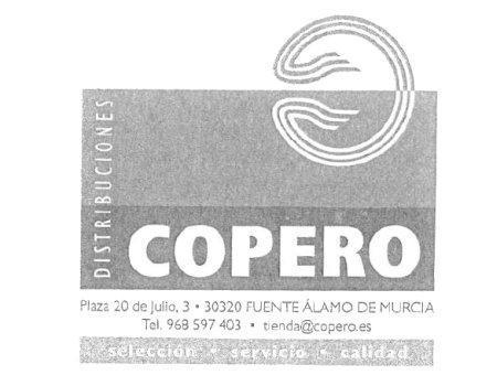 DISTRIBUCIONES COPERO,S.A.