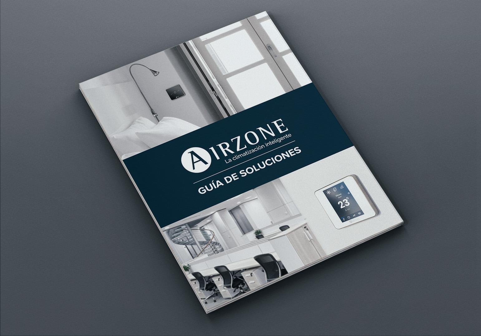 Nueva guía de soluciones de Airzone
