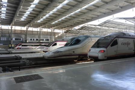 El corredor Cartagena-Murcia-Albacete-Madrid