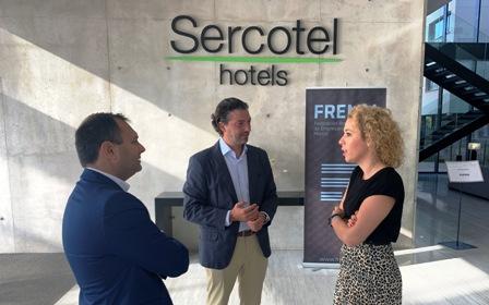 Sercotel JC1 de Murcia ofrece descuentos a las empresas de FREMM
