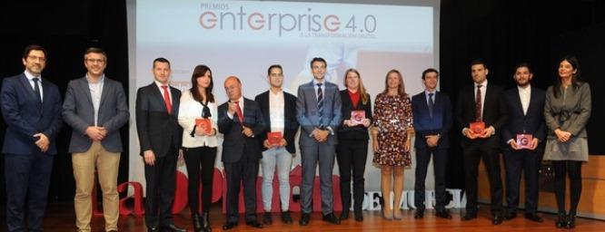Brillo de los premios Enterprise 4.0 a la innovación alentados por FREMM