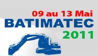 Convocatoria para participar en la feria BATIMATEC 2011