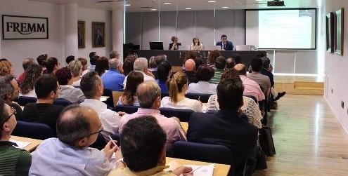 FREMM y Carrillo Asesores han mostrado a los talleristas cómo afrontar una inspección fiscal