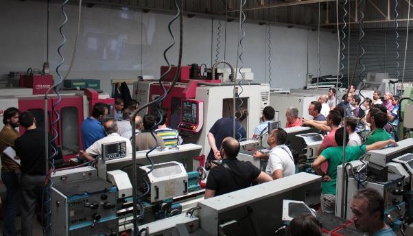 Aumentan los pedidos en el sector auxiliarmetal tras adecuarse las empresas al mercado