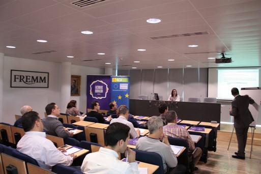 FREMM y la Factoría de Innovación Murcia promueven la internacionalización de las pymes usando la inteligencia