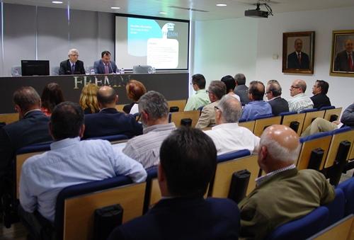 FREMM informa a las empresas sobre la gestión de la federación