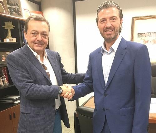 CROEM reafirma a Alfonso Hernández su respaldo a las empresas de FREMM