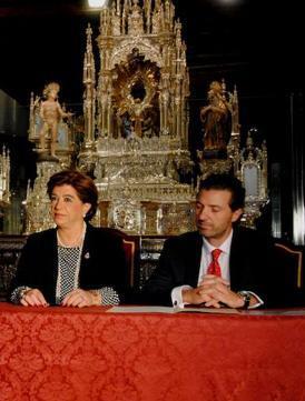 FREMM dará aún más brillo a la Custodia de la Cruz de Caravaca