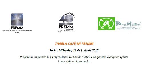 Charla-Café sobre Prevención de Riesgos Laborales