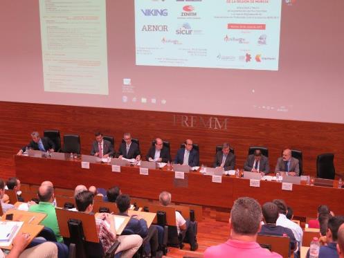 Éxito en la primera edición del Día del Fuego en Murcia