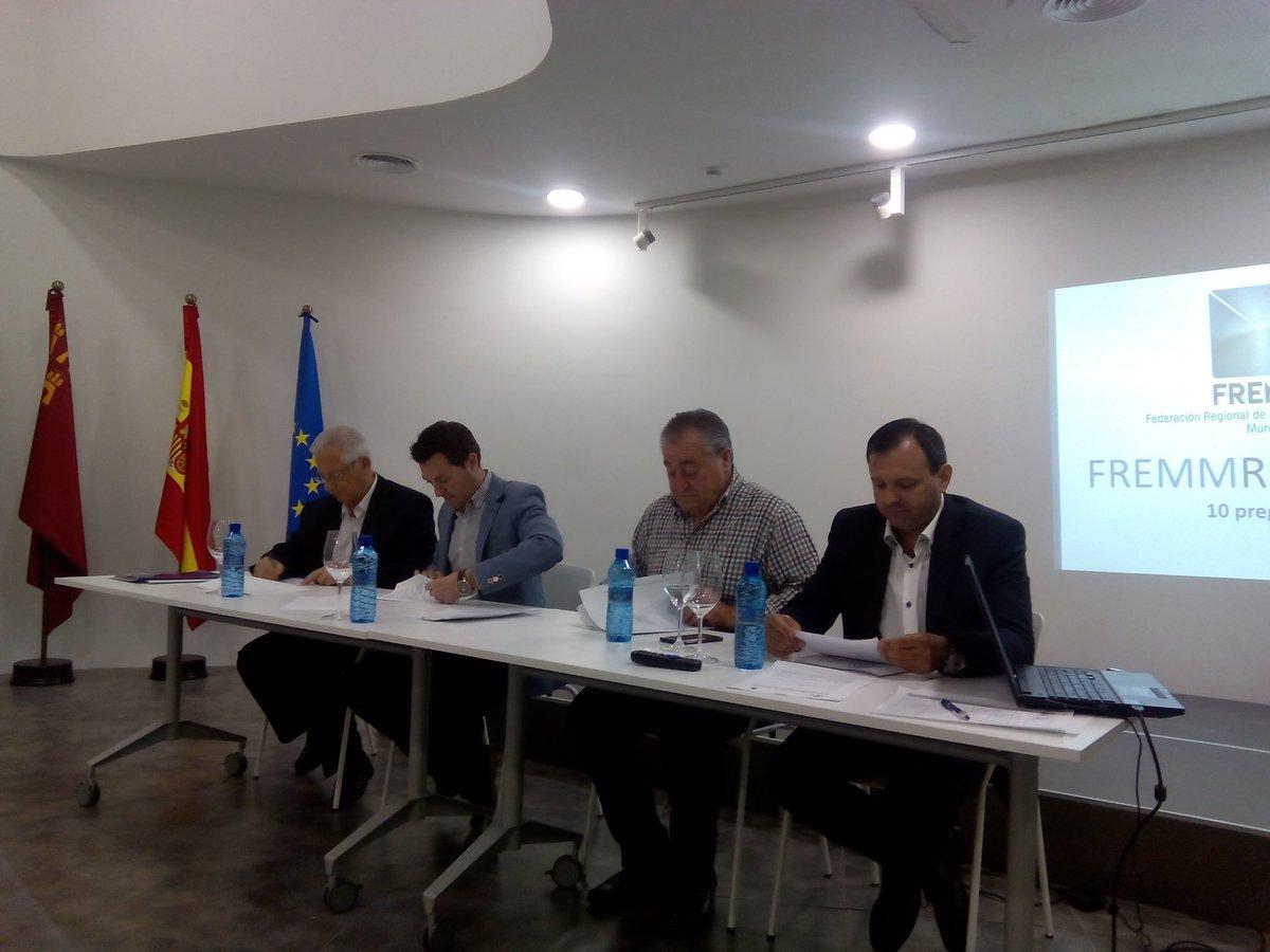 FREMM y el Ayuntamiento de Cehegín, por la empresa y el empleo