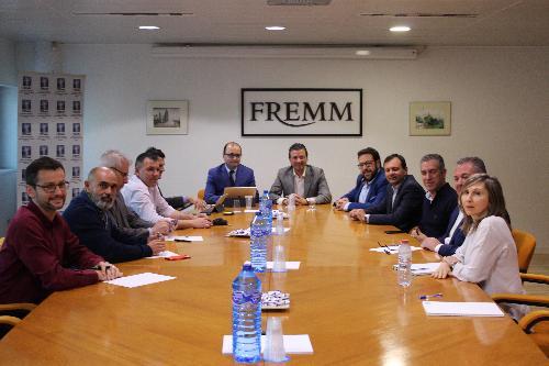 FREMM promueve un catálogo de empresas murcianas de mecanizado para captar negocio