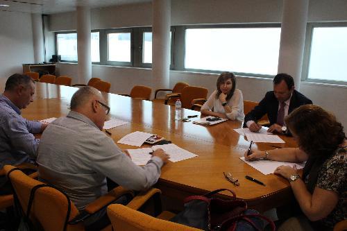 Firmado el convenio de Distribuidores de GLP en la Región de Murcia