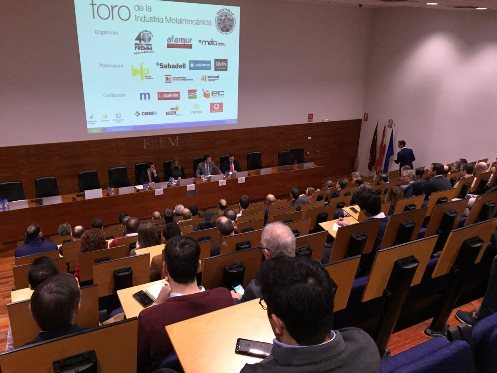 FREMM y AFAMUR logran reunir al ecosistema Industria 4.0 para mejorar las oportunidades de negocio de las empresas