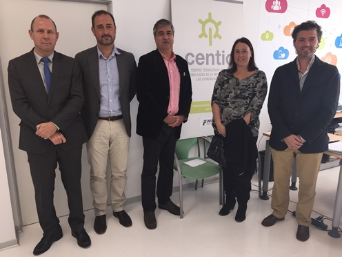 FREMM y el Centro Tecnológico de las TICs colaboran para crecer como Región