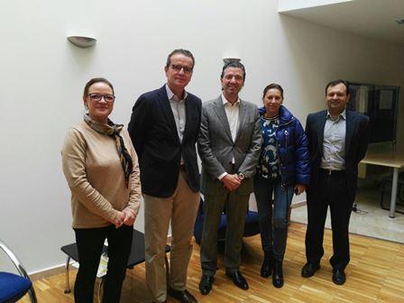 FREMM comparte la preocupación por la sequía con sus empresas del Guadalentín