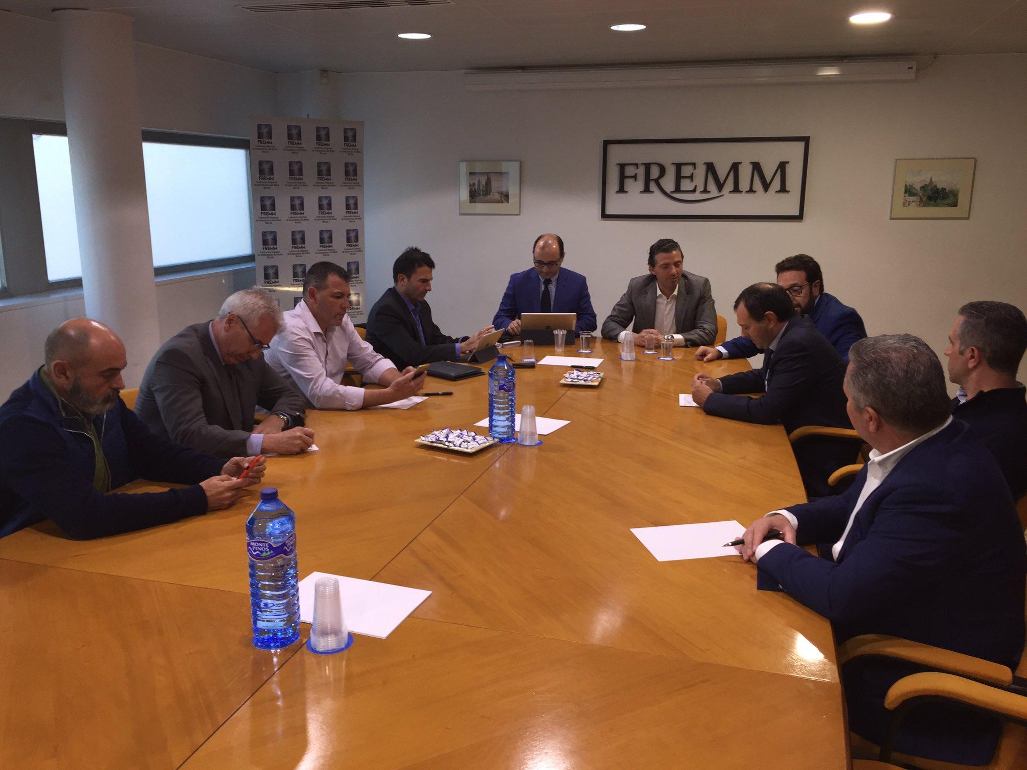 FREMM e Instituto de Fomento unen esfuerzos en favor de la Industria 4.0