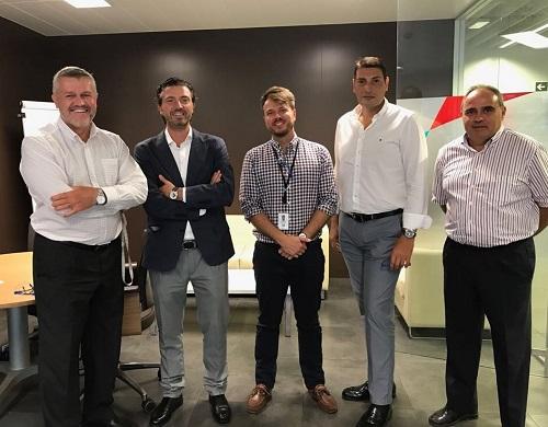 FREMM y la empresa ILBOC hallan sinergias para cooperar