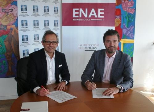 FREMM y ENAE ofrecen alta formación sobre Industria 4.0 en condiciones ventajosas