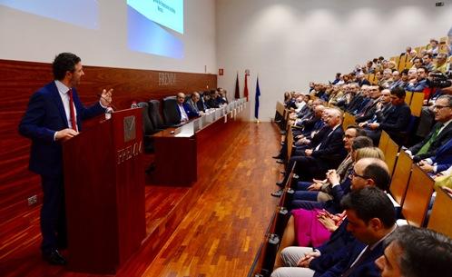 """Alfonso Hdez. Zapata anuncia una """"Nueva Era FREMM"""" hacia la vanguardia de la economía"""
