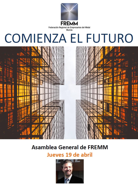 FREMM celebra mañana la Asamblea general hacia la excelencia