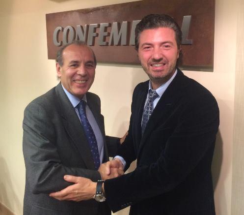 Alfonso Hernández es nombrado vicepresidente de Confemetal