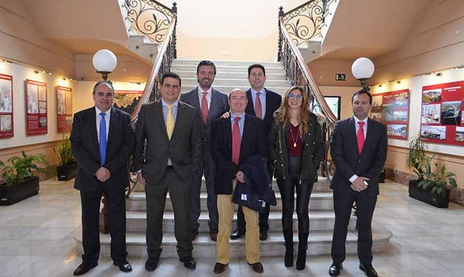 FREMM y Puerto de Cartagena navegarán juntos hacia la innovación