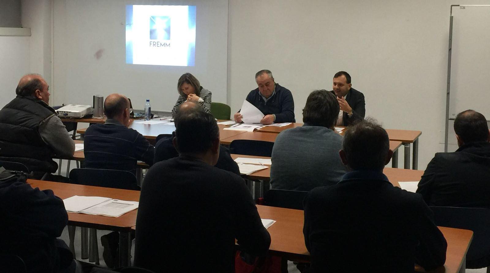 El servicio de diagnosis gratuito para talleres de FREMM ya rueda en Totana