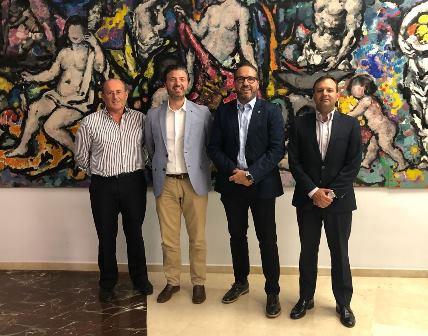 FREMM y Cámara de Murcia unen fuerzas en favor de la internacionalización y la innovación