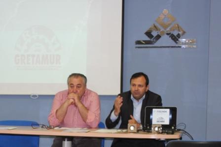 Los talleres de Águilas apoyan la lucha contra la economía sumergida que lidera FREMM