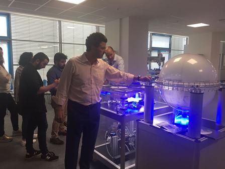 FREMM y la multinacional alemana FESTO estrechan lazos en automatización y formación