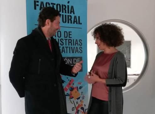 FREMM y Factoría Cultural Región de Murcia estudian vías de colaboración