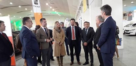 FREMM participa en la apertura del Salón de la Automoción