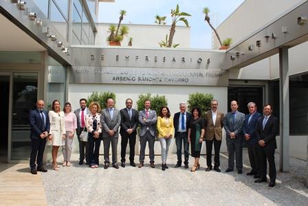 El Consejo Directivo de FREMM aprueba el equipo ejecutivo del presidente Alfonso Hernández