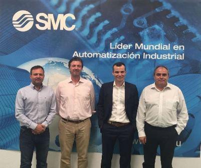 FREMM impartirá cursos de mantenimiento industrial, certificados por la multinacional japonesa SMC