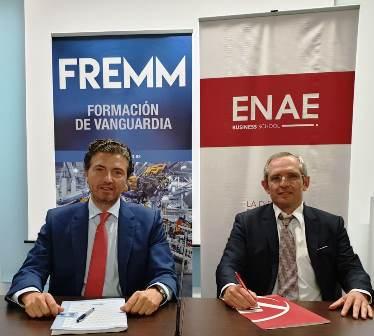 FREMM y ENAE colaboran para avanzar en la formación de los líderes de la Industria 4.0 en el Metal
