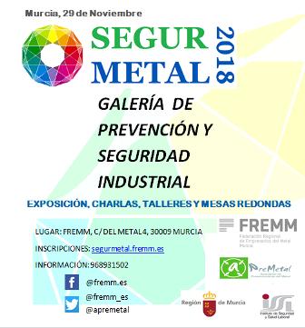 """FREMM lanza """"Segurmetal"""" para abanderar la prevención y seguridad laboral"""