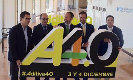 FREMM liderará el I Congreso Nacional de Tecnologías de Impresión Industrial 3D