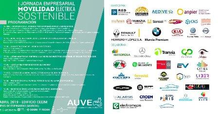 FREMM participa en la I Jornada Empresarial de Movilidad Eléctrica Sostenible