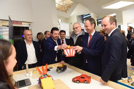 ExceleM logra en Robotika situar la tecnología murciana a la vanguardia