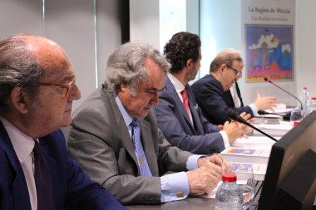 Ángel Martínez llama a suscribir un gran pacto por la Región de Murcia