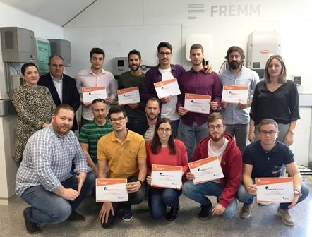 FREMM forma para Soltec a 15 ingenieros en un perfil multidisciplinar