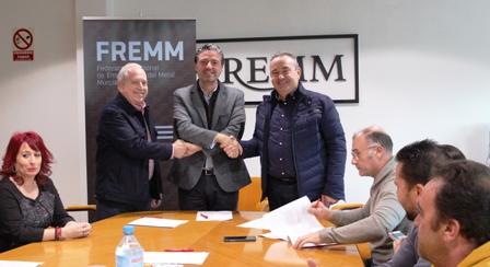 Firmado el convenio colectivo del Metal para el periodo 2019 a 2022