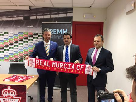 FREMM y Real Murcia acuerdan condiciones ventajosas para sus socios