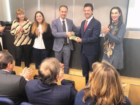 Premio a FREMM por extender la cultura de la prevención a todas las empresas murcianas