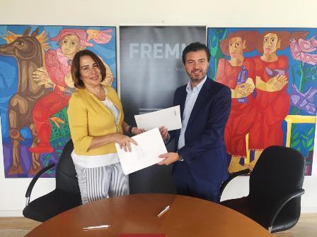 FREMM y la Universidad Camilo José Cela colaborarán en la formación de empresarios y directivos