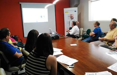 La OTD muestra en Caravaca las ventajas de la digitalización para el registro horario