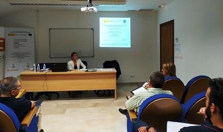 La OTD apuesta en Lorca por la digitalización para resguardar los secretos empresariales
