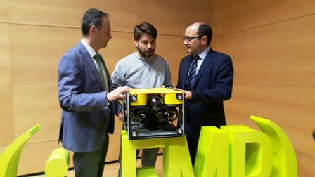 Nido Robotics, asociada a FREMM, gana el Premio Emprendedor XXI