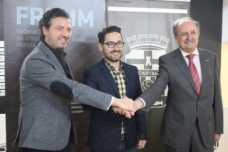 FREMM Y FC Cartagena intercambiarán ofertas para beneficiar a sus empresas y socios